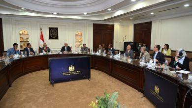 """صورة وزير الإسكان يتابع الموقف التنفيذى لمشروعات المبادرة الرئاسية """"حياة كريمة"""" لتطوير الريف المصرى"""