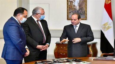صورة السيسي يوجه بتوفير الموارد والدعم لإنتاج البذور في مصر