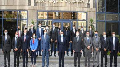 صورة وزير البترول يراس  اجتماع اللجنة العليا لمؤتمر إيجبس ٢٠٢٢