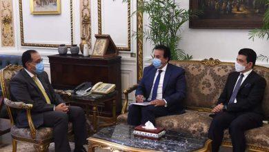 صورة مدبولى يلتقي المدير العام لمنظمة العالم الإسلامي للتربية والعلوم والثقافة
