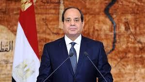 """صورة الرئيس السيسي  يلقي كلمة أمام """"الدورة الرابعة لأسبوع القاهرة للمياه 2021"""