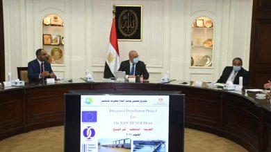 صورة وزير الإسكان يتابع استعدادات شركات المياه والصرف المدن الجديدة لمواجهة مخاطر التقلبات الجوية وموسم الشتاء المقبل