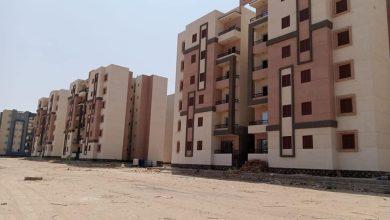 صورة وزير الإسكان يتابع سير العمل بمشروعات مدينة غرب قنا الجديدة