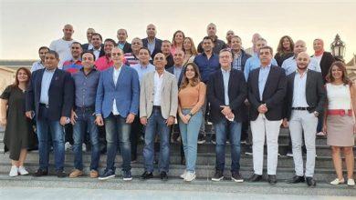 صورة بنك القاهرة يعقد اجتماعا موسعاً لمناقشة إستراتيجيته التوسعية 2022/2024